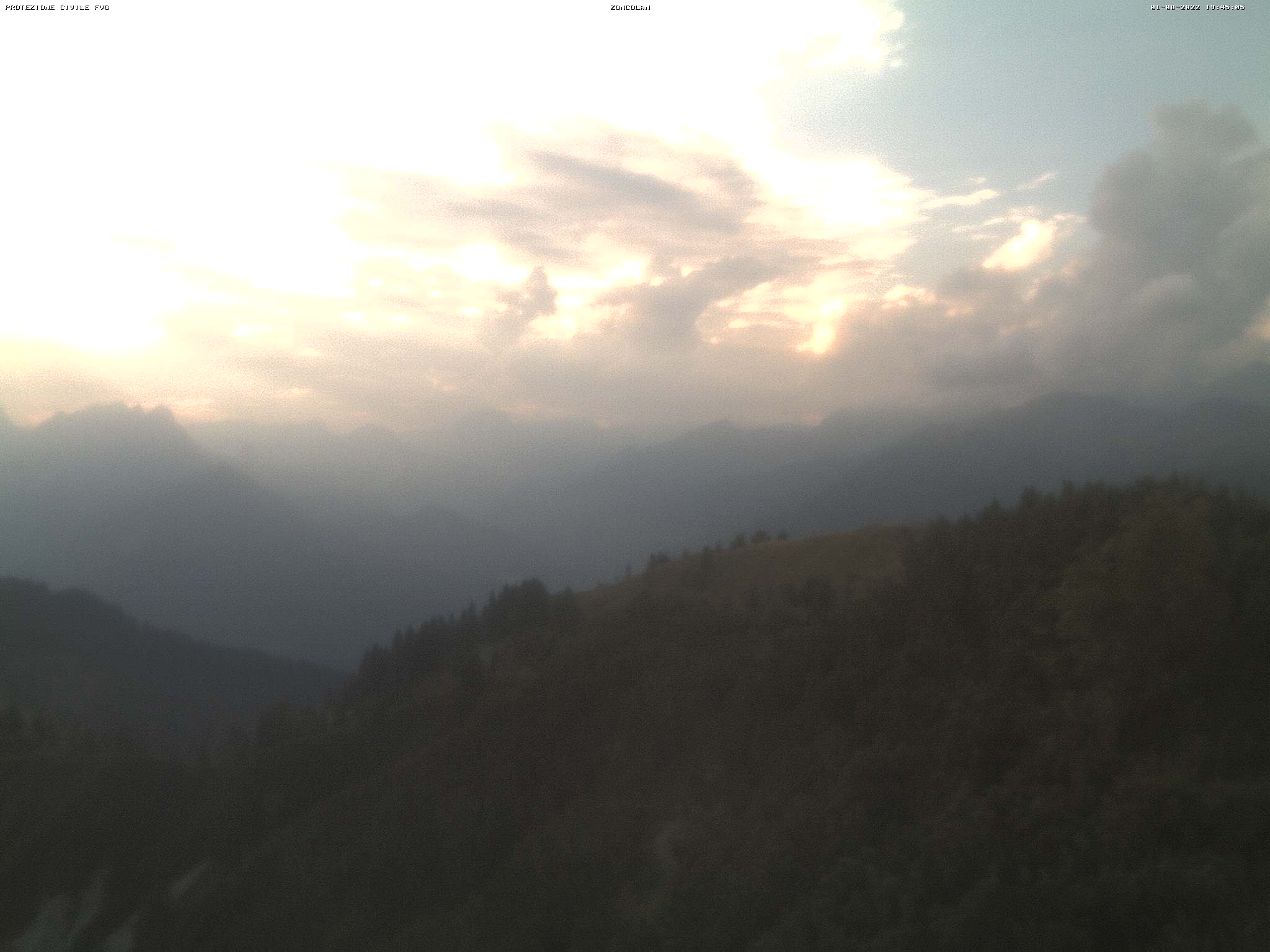 webcam zoncolan ravascletto